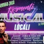 """""""Fermenti musicali locali"""", quarta edizione dietro l'angolo: ecco tutti i nomi"""
