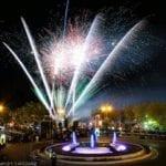 L'atmosfera del Natale si respira nei centri storici, le foto dalla provincia