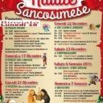 Natale nei borghi di Santi Cosma e Damiano: appuntamento a Ventosa