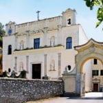 Santuario della Montagna Spaccata: ultimato il restauro del pannello maiolicato