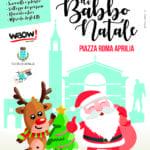 """Ad Aprilia in piazza Roma arriva il """"Villaggio di Babbo Natale"""""""