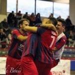 La Virtus Fondi C5 continua la rincorsa play-off