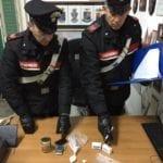 Formia, beccata con la cocaina: arrestata 35enne residente a Minturno