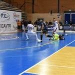 Calcio a 5, l'Axed Latina perde in casa contro il Kaos Reggio Emilia