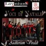 Natale a Latina, è il momento del concerto all'Auditorium Vivaldi