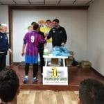 Cisterna, giornata di calcio speciale per i minori stranieri de La Pergola