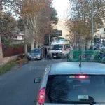 Fondi, incidente sull'Appia: tre auto coinvolte, due feriti