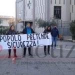 Il flop della manifestazione contro i furti a Scauri