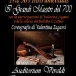 """Al via la rassegna """"LatinaMusica"""" con il trio """"Ars Instrumentalis"""""""