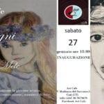 Cori, in mostra i disegni della giovanissima Laura Mele