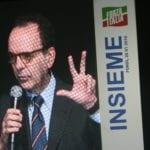 """Elezioni regionali, Fazzone 'consola' Parisi: """"Perso, ma risultato eccellente"""""""