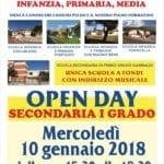 Fondi, tutto pronto per l'Open Day dell'istituto comprensivo Garibaldi