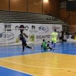 Calcio a 5, l'Axed Latina sconfitta in casa dai campioni d'Italia