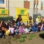 """Legambiente Terracina, ammesso al finanziamento il progetto """"Scuola verde fuori dalla porta"""""""