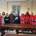 Solidarietà, donato un defibrillatore alla Croce Rossa