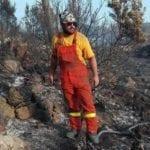 Una targa in memoria di Daniele Viola: l'omaggio della Protezione Civile di Gaeta