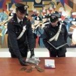 Spaccio di stupefacenti, arrestata una coppia residente ad Aprilia