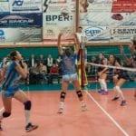 Pallavolo serie B1: occasione d'oro per la Giovolley a Catania