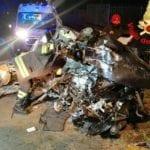 Incidente stradale a Cisterna: la donna ferita operata per tutta la notte