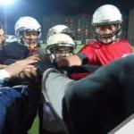 Football americano, da Latina parte la carica dei Buffalos