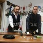 """""""Market della droga"""" in casa, arrestato un 62enne di Terracina"""