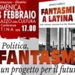 """A Latina i """"Fantasmi"""" nel nuovo romanzo di Scarsella"""