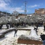 Suggestioni di inverno: La capitale è bianca, 26 febbraio 2018