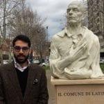 """Palombo sul monumento a Pertini: """"È una pernacchia al Presidente"""""""