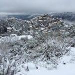Suggestioni di inverno: Maenza – Cartoline