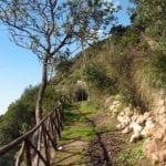 Sperlonga, l'antica via Flacca si rifà il look