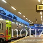Furto cavi in rame sulla tratta Napoli-Formia circolazione treni rallentata
