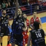 Basket serie A2, serata storta per Latina che cade in casa contro Legnano