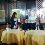 Carmela Cassetta lancia la corsa alla Regione Lazio