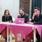 Formia, grande successo per l'incontro con il giornalista Emilio Casalini