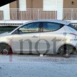 Ennesimo furto nella notte a Gaeta: sottratte le ruote ad un'auto
