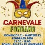 Gli dei dell'Olimpo al Carnevale fondano in programma domenica 11 e martedì 13 febbraio