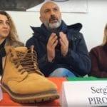 Tour di Sergio Pirozzi nel capoluogo pontino (#VIDEO)