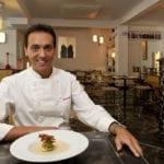 Il famoso chef Circiello all'alberghiero di Formia
