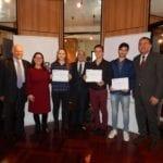 Aprilia, consegnate tre borse di studio della Fondazione Centenario