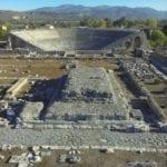 Via Crucis al Comprensorio Archeologico di Minturnae
