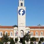 """Latina sbarca su Facebook: """"non si potrà commentare"""", anzi sì."""