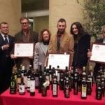 Gli oli della provincia di Latina tra i migliori del Lazio: premiate a Roma otto aziende