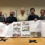 Latina, donato il masterplan per riqualificare Piazza Ilaria Alpi