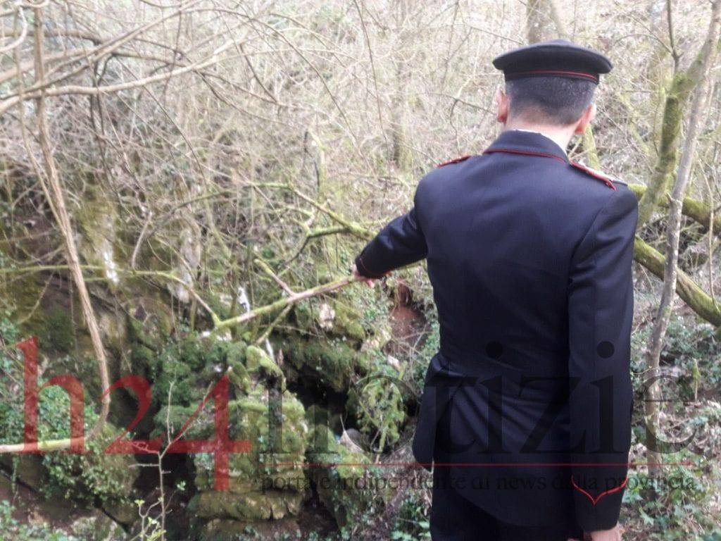 Frosinone, trovato il corpo fatto a pezzi dell'allevatore scomparso