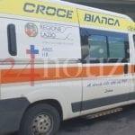 Gaeta, incidente a Sant'Agostino: 3 i feriti
