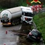 Incidente sulla Pontina, Riapre la carreggiata sud dopo incidente