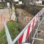 Sale il livello del Pontone, cresce la preoccupazione tra i residenti (#FOTO)