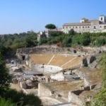 Sessa Aurunca una delle città più antiche d'Italia