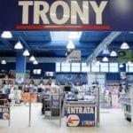 Imminente chiusura dei punti vendita 'Trony': l'azienda smentisce