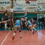 Aprilia, la Giovolley batte al quinto set Volleyrò